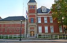 Tipton County Jail.