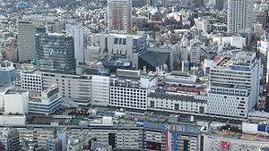 Toshima - Ikebukuro Station