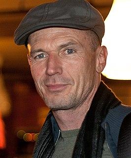 Toby Huss American actor