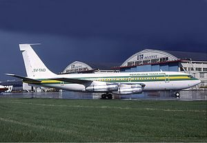 Togo Government Boeing 720-047B Gilliand-1.jpg