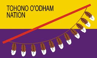 Tohono O'odham Nation Reservation