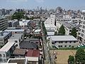 Tokyo, vista da shinjuku.JPG