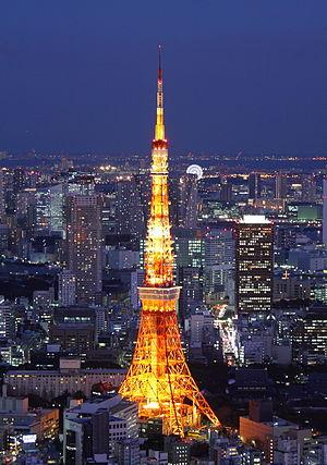 Tokyo Zeitzone