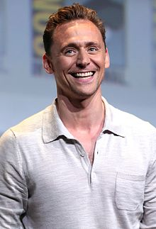 Hiddleston in 2016