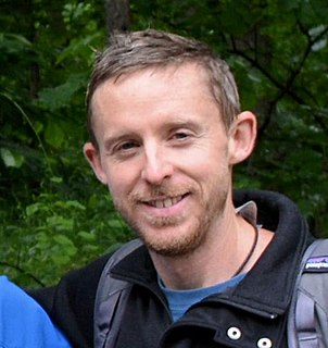 Tommy Caldwell American rock climber