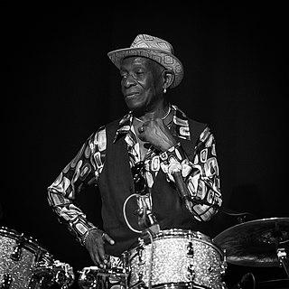 Tony Allen (musician) Nigerian drummer