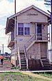 Toowoomba Railway Station, Signal Cabin A (1993).jpg