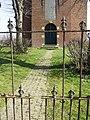 Toren westgevel met ingangspartij - Heveskes - 20429959 - RCE.jpg