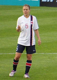 Toril Hetland Akerhaugen football player