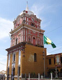 Sololá Municipality in Guatemala