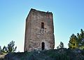 Torre de l'Homenatge, castell de Xèrica.JPG