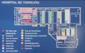 Torrejón de Ardoz (RPS 06-12-2019) Hospital de Torrejón, plano.png