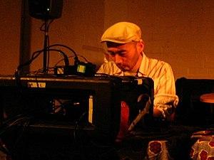 Toshimaru Nakamura - Nakamura at Cafe Oto, London, May 2008
