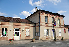 The town hall of Touffailles