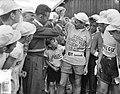 Tour de Frats , wielerronde voor kinderen in Arnhem. Peter Ludwich uit Berlijn, Bestanddeelnr 907-9170.jpg