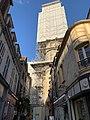 Tour de l'Horloge d'Auxerre en réfection en octobre 2020 - 4.jpg