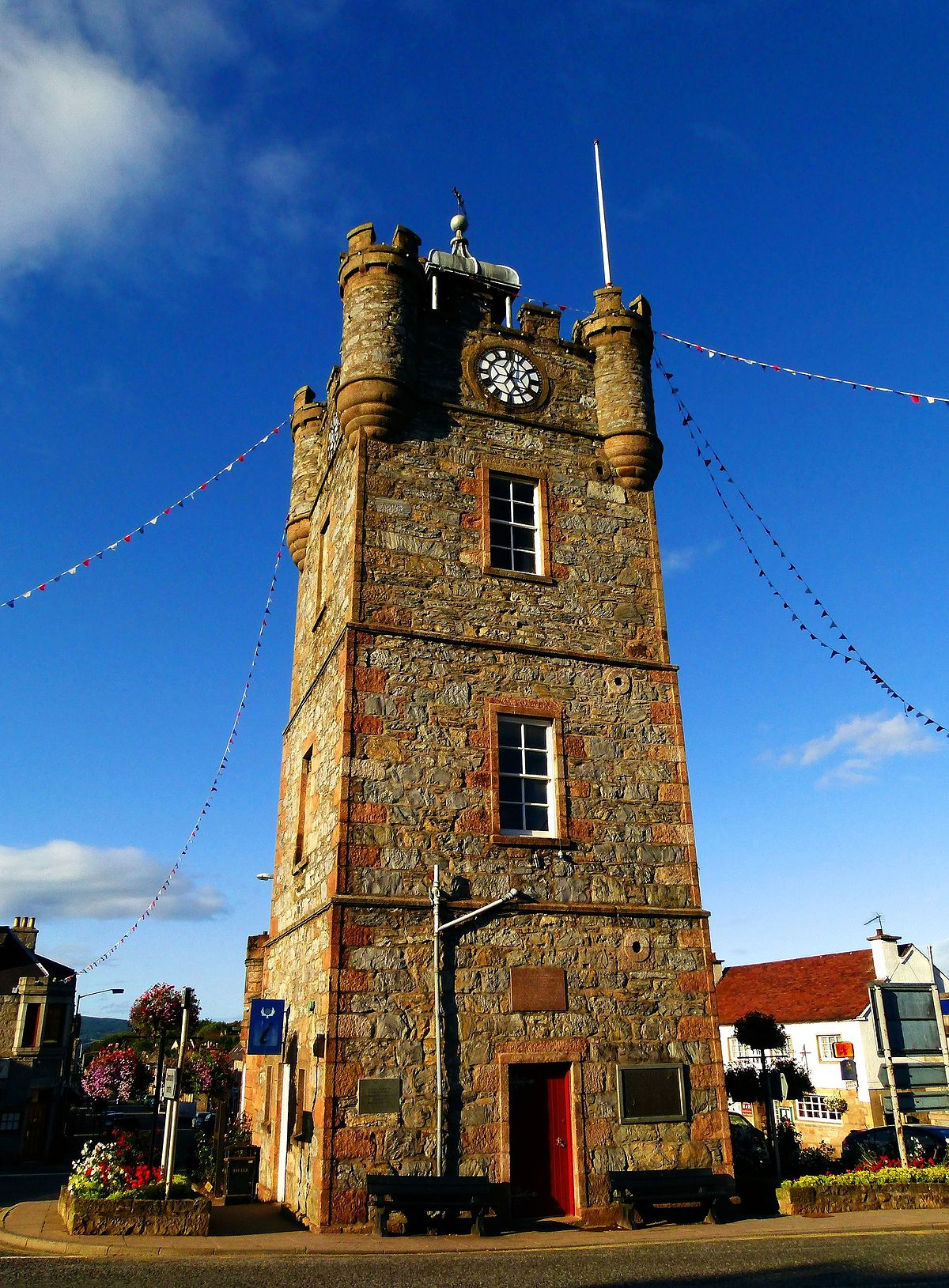 Dufftown Clock Tower Wikipedia