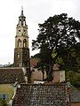 Tower in Portmeirion Village - geograph.org.uk - 1059136.jpg