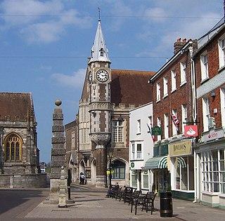 Dorchester, Dorset County town of Dorset, England