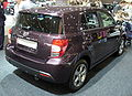 Toyota Urban Cruiser Heck.JPG