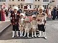 Traditional dressed children and turkmen wedding.jpg