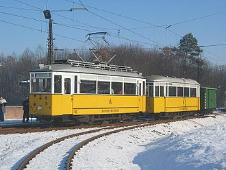 Gothaer Waggonfabrik - A Gotha tram built in the late 1920s