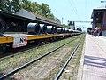 Tren bobinero de NCA en Florencio Varela 11.jpg
