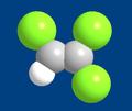 Trichloroethylene Space filling.png