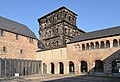 Trier - Simeonstift and Porta Nigra.JPG