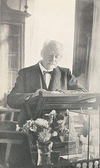 Troels Frederik Lund - Troels Lund September 1920