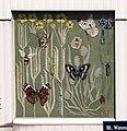 Troststraße Mosaik Pflanzen und Tiere des Laaerberges.JPG