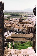 Trujillo from ruins above.jpg