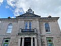 Trustee Savings Bank, With Clock Tower, Ulverston, Cumbria.jpg