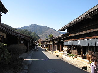 Shukuba - Nakasendō's Tsumago-juku