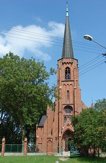 Tuczno, Kuyavian-Pomeranian Voivodeship Village in Kuyavian-Pomeranian, Poland