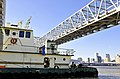 Tug boat on the Mississippi at New Orleans January 2011.jpg