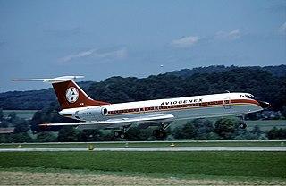 Aviogenex Flight 130