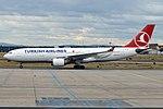 Turkish Airlines, TC-JIS, Airbus A330-223 (20345478952).jpg