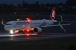 Turkish Airlines, TC-LSA, Airbus A321-271NX (45297665391).jpg