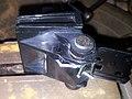 Turntable Hinge Repair - hole drilled (9818358046).jpg