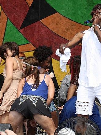Dancehall - Image: Twerking