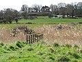 Two footbridges - geograph.org.uk - 1216036.jpg