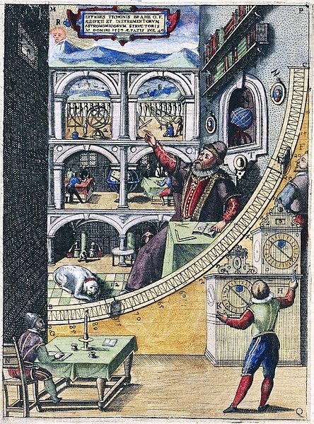 Archivo: Tycho Brahe-mural-Quadrant.jpg-