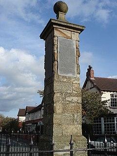 Battle of Wigan Lane Battle during Third English Civil War