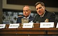 U.S. Navy Adm. Mark Ferguson, the vice chief of naval operations, testifies before a Senate Armed Services Committee hearing on sequestration at the Dirksen Senate Office Building in Washington, D.C., Feb. 12 130212-Z-DZ751-065.jpg