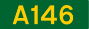 A146 road shield