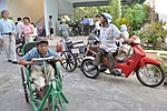 USAID Project Supports Rehabilitation Department for Children and Wheelchair Distribution in Danang (9302446219).jpg