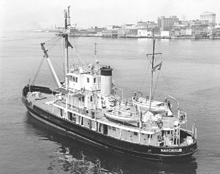 USS <i>Narcissus</i> (WAGL-238) United States Coast Guard vessel