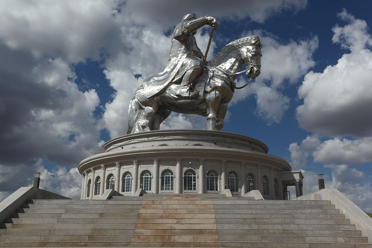 Mongolia Travel Guide At Wikivoyage - Us government map of mongolia 1 500000