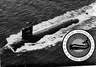USS <i>Whale</i> (SSN-638)